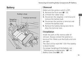 owner manual honda cbrrr 58 removing installing