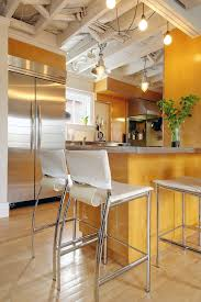 Houzz Pendant Lighting Kitchen Transitional With Barstool Cabinetry  Industrial Industrial