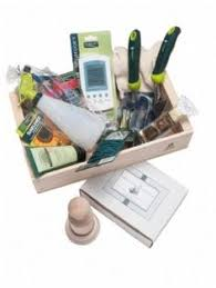 gardening gift ideas deluxe seed tray gift box