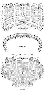 San Diego State Open Air Theatre Seating Chart Chicago Theatre Seating Chart Theatre In Chicago