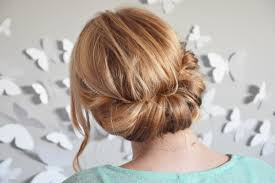 Tuto Coiffure Fete Cheveux Mi Long Coiffure Simple Pour Nouvel An