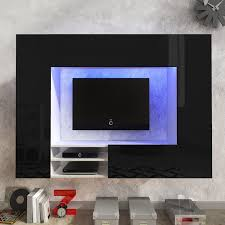 tv on wall png. wall units, glamorous black unit gloss display cabinet with drawer tv on png
