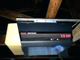 craftsman door opener. Craftsman Universal Garage Door Opener Openers Remote Programmable Marvelous M