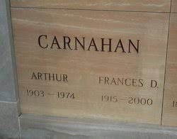 Fred Arthur Carnahan (1903-1974) - Find A Grave Memorial