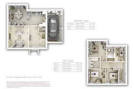 the hideaway bargate homes view floorplan