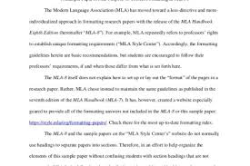 Research Paper Mla 8 Works Cited Format Apd Experts Manpower Service