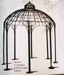 iron gazebo copy by Jeanette Connors Collection | Gazebo, Gazebo ...