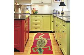 alluring lime green kitchen rug rugs in kitchens nomadic decorator