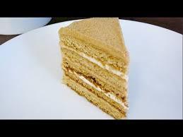 How to make Medovik Russian honey biscuit layer cake