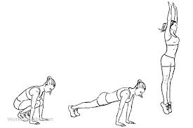 Fitness, oefeningen - oloom