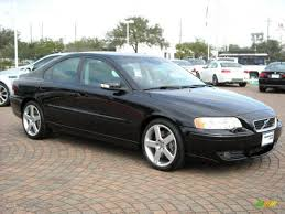 Black 2007 Volvo S60 R AWD Exterior Photo #4549970 | GTCarLot.com