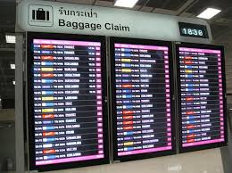 baggage claim airport. Fine Claim Baggage Claim Board With Claim Airport L