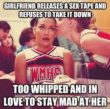Everything Has Memes, Even Glee (Brittana is the greatest ship ... via Relatably.com
