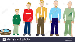 Height Chart With People Child Height Chart Stock Photos Child Height Chart Stock