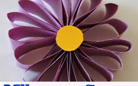 Construction Paper Lily Flower Template Gardening Flower And