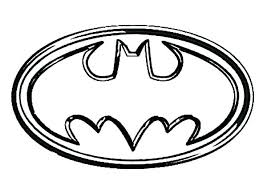 batman symbol coloring page. Interesting Page Batman Symbol Coloring Pages Free Ba  Printable For Kids Intended Page Of Summer  B
