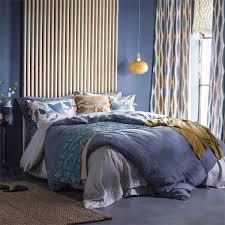 curtains in scion usuko fabric