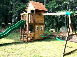 diy swing set plans build it yourself swing set wooden swing set plans simple swing set