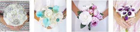 Wedding Bouquet Size Choose Yours