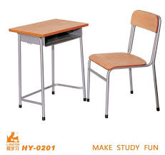 school desk and chair in classroom. Simple Classroom School Classroom Furniture Student Desk And Chair Image On And In I