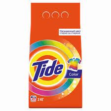 <b>Стиральный порошок</b> Tide Color <b>автомат</b> 3кг - купить с доставкой ...
