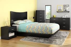 South Shore Soho Collection Queen Platform Bed