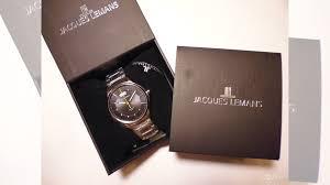 <b>Часы Jacques Lemans</b>, <b>1</b>-<b>1540D</b> новые купить в Москве на Avito ...
