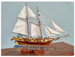 wooden ship models kits educational toy model boats wooden 3d laser cut model ship assembly diy