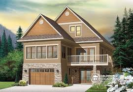house plans with a view. Front - BASE MODEL House Plans With A View S