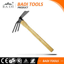 multifunction agriculture hoe with 3 g garden tools