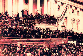 abraham lincoln the bully pulpit abraham lincoln second inauguration