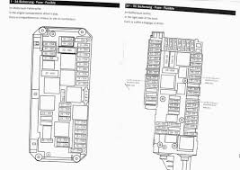 mercedes benz e320 fuse box layout great installation of wiring fuse chart 2010 e350 mbworld org forums rh mbworld org 1993 mercedes 190e fuse box mercedes s280 fuse diagram