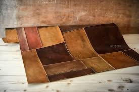 picture of leather rug