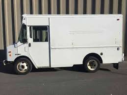 ford e250 utility van windowless 5 4 auto ac 2005 van box gmc work horse morgan olson 2007