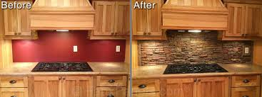 Rock Backsplash Kitchen Kitchen Backsplash Pictures Unique Backsplash Ideas