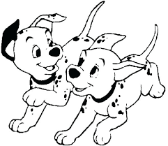 101 dalmations coloring pages coloring pages new dalmatians coloring pages best of pictures to print colouring 101