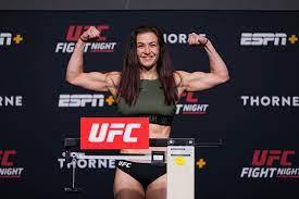 UFC Vegas 31: Miesha Tate crushes ...