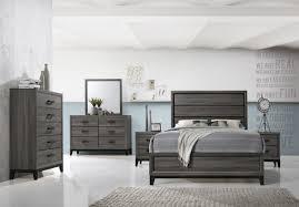 Tyler Full Bedroom Set | Full Bed, Dresser, Mirror and Nightstand