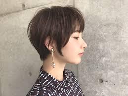 髪型で印象変えるなら絶対可愛いショートカットに Hair