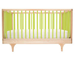 contemporary baby furniture. Modern Baby Crib : Kalon Studios Caravan With Classic Form And Contemporary Bold Color Furniture