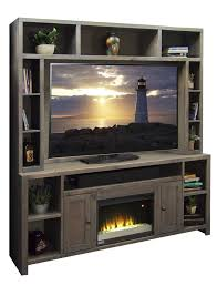 joshua creek 84 tv stand with electric fireplace wayfair