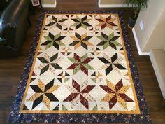 Big Star Quilt I made for my brother-in-law, Paul's 50th wedding ... & <b>Big Star Quilt</b> Adamdwight.com