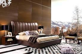 brown leather headboard king brown leather headboard luxury design brown leather bed with massive headboard king