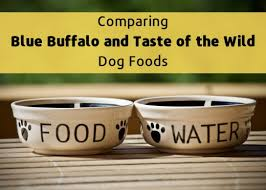 Healthy Dog Food Blue Buffalo Vs Taste Of The Wild