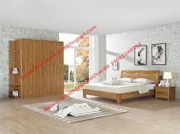 Teak Bedroom Furniture Nordic Design Bedroom Furniture By Teak Wood Bed And Nightstand