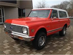 Blazer 97 chevy blazer for sale : 1972 Chevrolet Blazer for Sale | ClassicCars.com | CC-907187