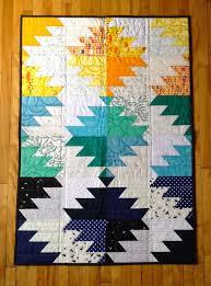 Quilt Patterns Southwest Designs Desert Mountains Alternate Pattern Perfect Jellyroll