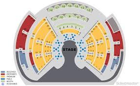 Rio Las Vegas Seating Chart Rio Las Vegas Penn And Teller Seating Chart Best Picture