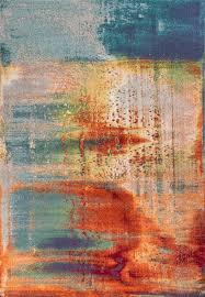 watercolor area rug. Kas Illusions 6204 Multi Luminous Area Rug Watercolor E