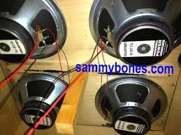 sammy bones wiring diagrams for guitar amps marshall 4x12 16ohm speaker cabinet wiring diagram